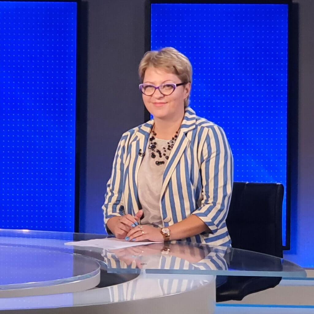 Адвокат Виктория Ройтман на 9 канале